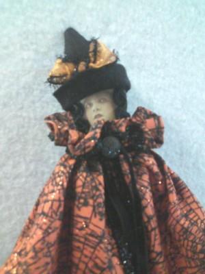 Halloween Lady #2