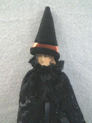 Halloween Lady #3