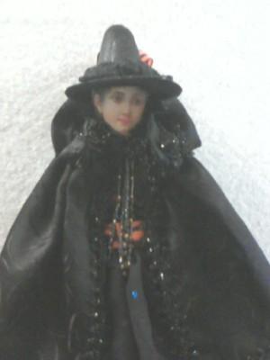 Halloween Lady #4