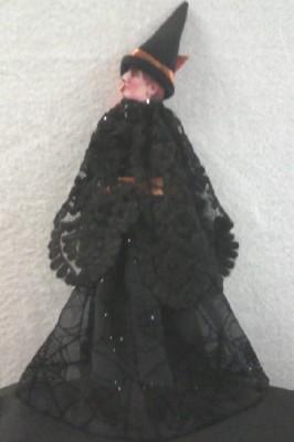 Halloween Lady #6