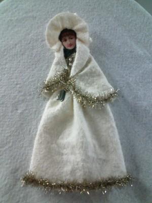 Lady Winter #1