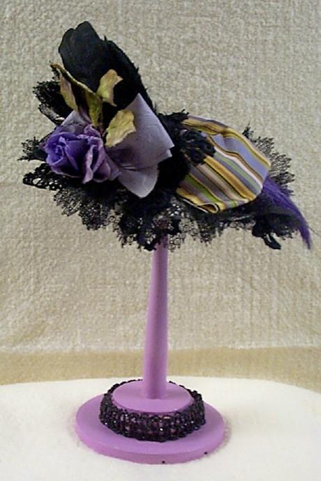 Victorian Style Miniature Hat