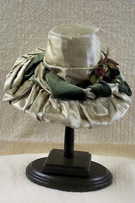 Victorian/Edwardian Style Miniature Hat