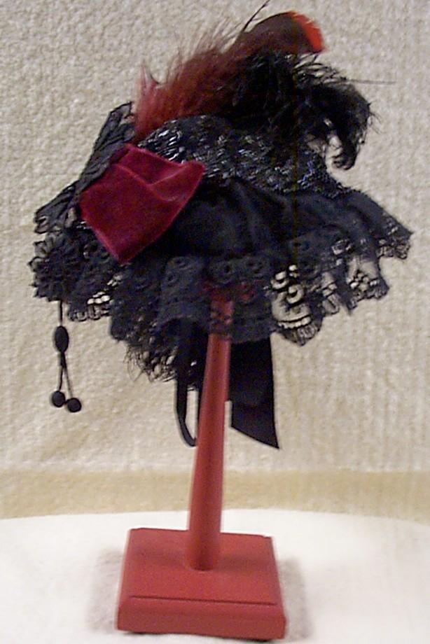 Miniature Victorian Bonnet