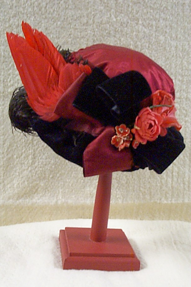 Beautiful Velvet Hat