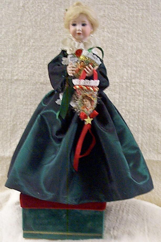 Christmas Doll