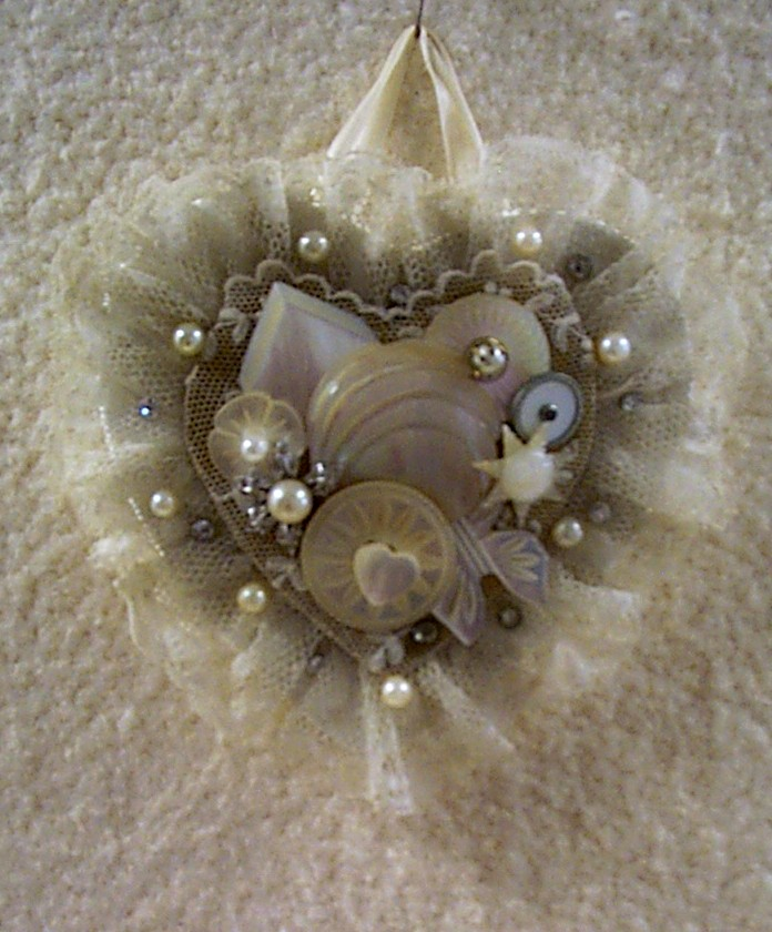 Decorative Hanging Heart