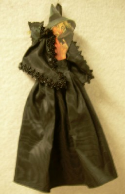 Halloween Lady #1